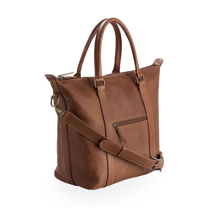 Duo Leather Ladies Bag