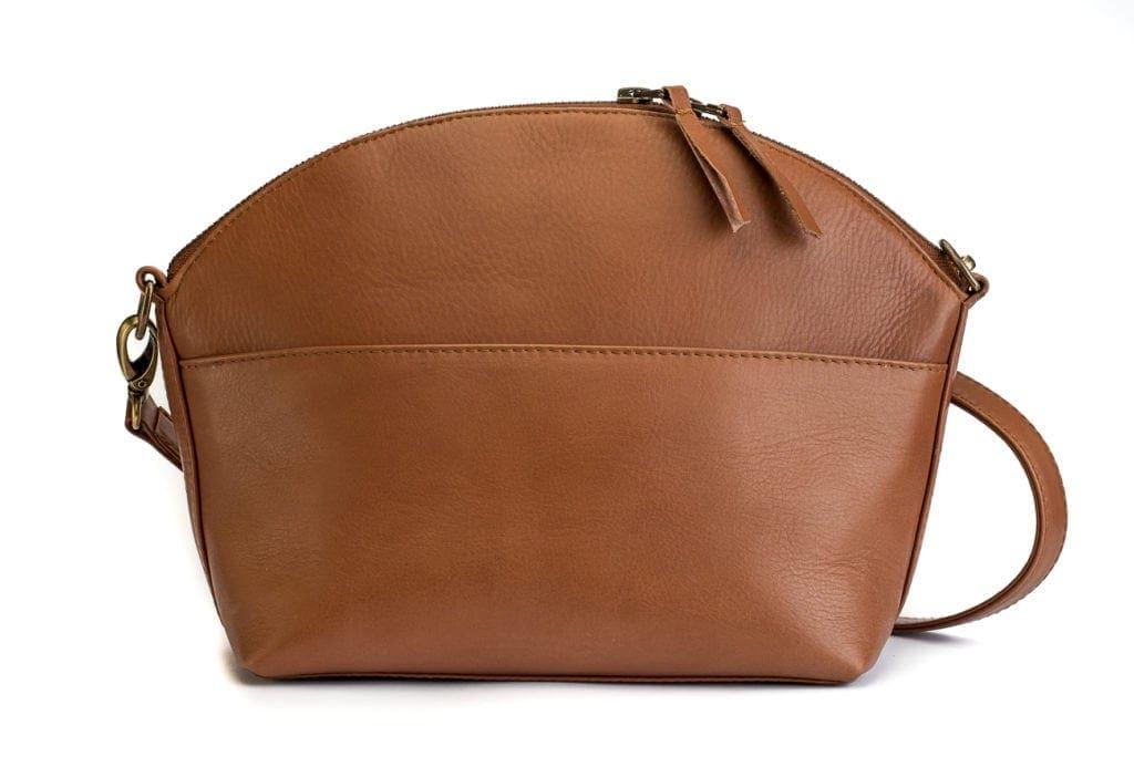 0a8d989403f Klassik Crossbody Bag - Genuine Leather Ladies Bag