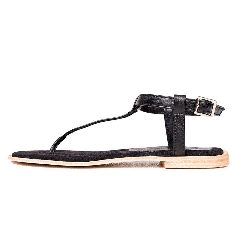 Leather Sandals - Ladies Toe Post